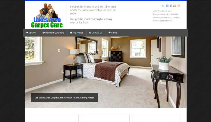Lakes Area Carpet Care
