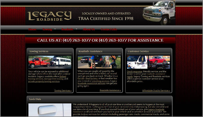 Legacy Roadside Assistance